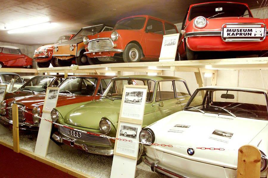 Vehicle museum