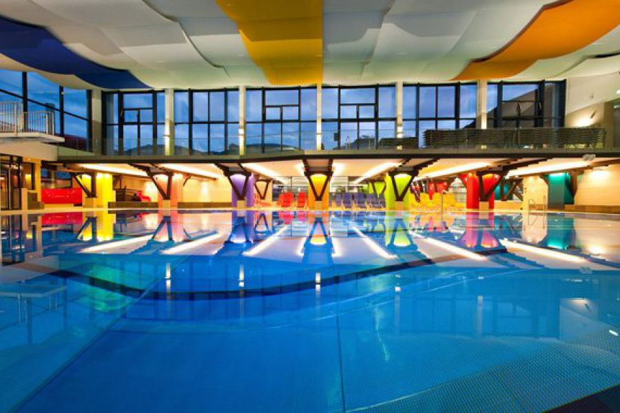 Zell am See – indoor swimming pool